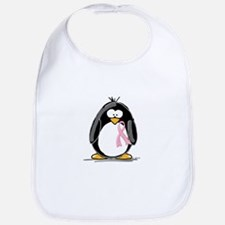 Breast Cancer penguin Bib