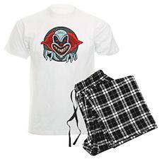 Scary Clown Pajamas