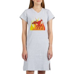 Demon Women's Nightshirt