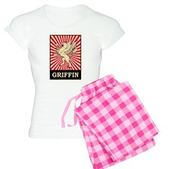 Pop Art Griffin Pajamas