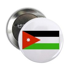 Jordan Jordanian Blank Flag Button