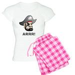 Arr Pirate Women's Light Pajamas