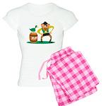 Funny Pirate Women's Light Pajamas