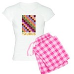Pop Art Taurus Women's Light Pajamas