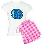 Cancer Symbol Women's Light Pajamas