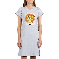 Leo Women's Nightshirt
