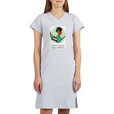Aquarius Women's Nightshirt