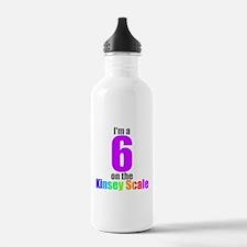 Kinsey Scale 6 Water Bottle