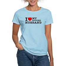 I love my Tattooed Husband T-Shirt