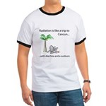 Radiation and Cancun Ringer T