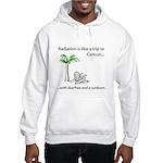 Radiation and Cancun Hooded Sweatshirt