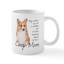 Pembroke Corgi Mom Small Mug