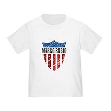 Marco Rubio Shield T