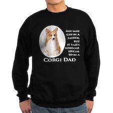 Corgi Dad Sweatshirt