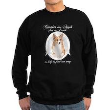 Angel Corgi Sweatshirt