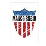 Marco Rubio Shield Postcards (Package of 8)