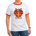 Scully Coat of Arms Ringer T