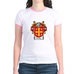 Scully Coat of Arms Jr. Ringer T-Shirt