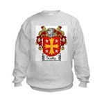 Scully Coat of Arms Kids Sweatshirt