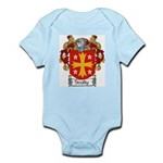 Scully Coat of Arms Infant Creeper
