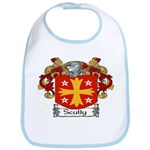 Scully Coat of Arms Bib