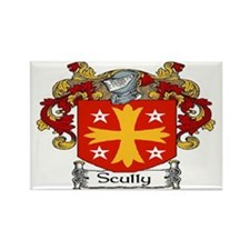 Scully Coat of Arms Magnets (10 pack)