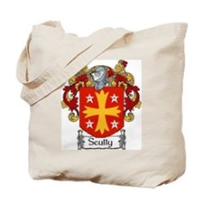 Scully Coat of Arms Tote Bag