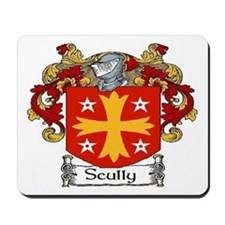 Scully Coat of Arms Mousepad