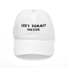 Lee's Summit Native Baseball Cap