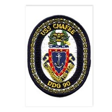 USS Chafee DDG 90 Postcards (Package of 8)