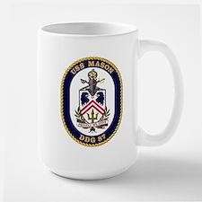 USS Mason DDG 87 Mug