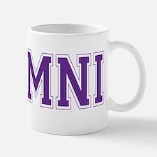 Alumni Purple Mug