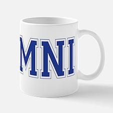 Alumni Navy Mug