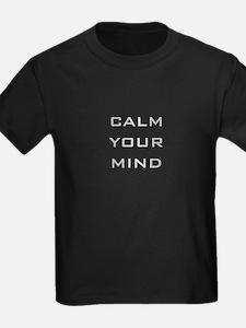 Calm Your Mind T