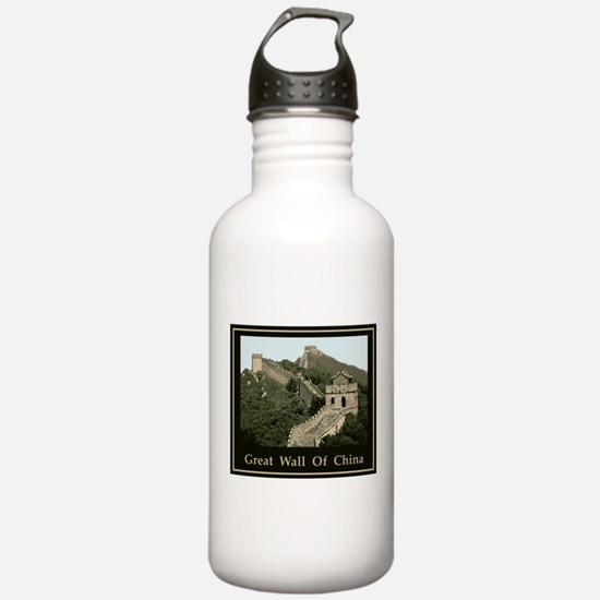 Great Wall Of China Water Bottle