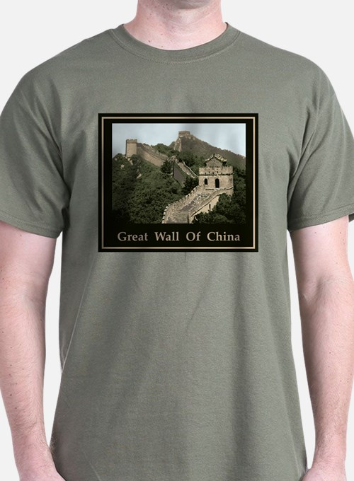 Great Wall Of China T-Shirt