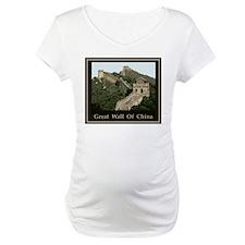 Great Wall Of China Shirt