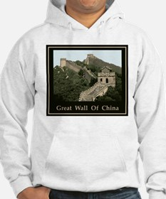 Great Wall Of China Hoodie