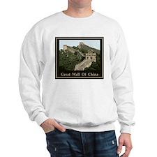 Great Wall Of China Sweatshirt