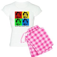 Senator Hillary Clinton Pajamas