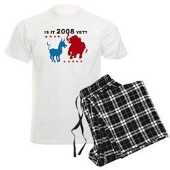 Is it 2008 yet? Pajamas