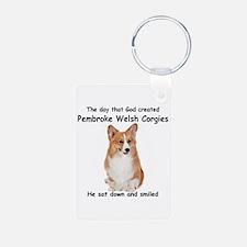 Corgi Keychains