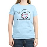 Photography Women's Light T-Shirt