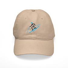 Tele Stick Man Baseball Cap