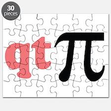Math Humor QT Pi Puzzle