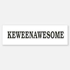 Keweenawesome! Bumper Bumper Bumper Sticker