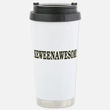 Keweenawesome! Stainless Steel Travel Mug