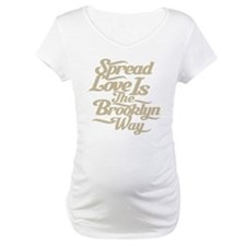 Brooklyn Love Tan Shirt