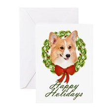 Pembroke Corgi Xmas Cards (Pk of 20)