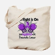 Fight Pancreatic Cancer Tote Bag